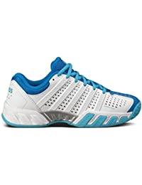 K-Swiss Jr Bigshot Light Omni - Zapatillas unisex;infantil, color blanco