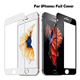 Panzerglas Schutzfolie Film,9H 2.5D Full Cover Tempered Glass for iPhone 7 7 8 Plus Explosion-Proof Screen Protector Film for