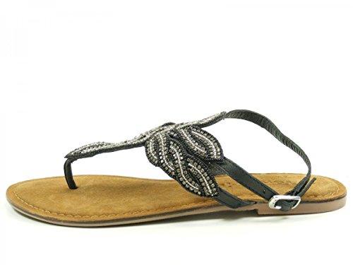 Tamaris 1-28146-26 sandales mode femme Schwarz
