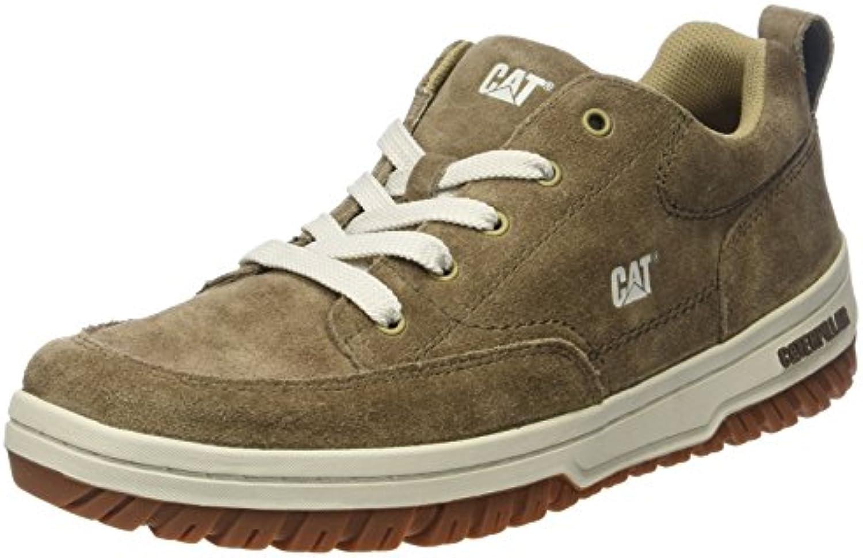 Caterpillar Herren Decade Sneaker  Braun  Billig und erschwinglich Im Verkauf
