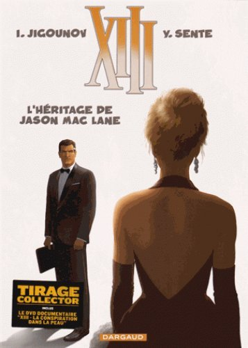XIII, Tome 24 : L'héritage de Jason Mac Lane par From Dargaud