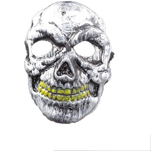 AND Horror Maske Scos Dämon Halloween Make-up Ball Bar Party Streich kreative Maske