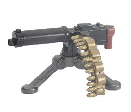 BrickArms M1917 MG Con trípode extraíble Munitionsclip
