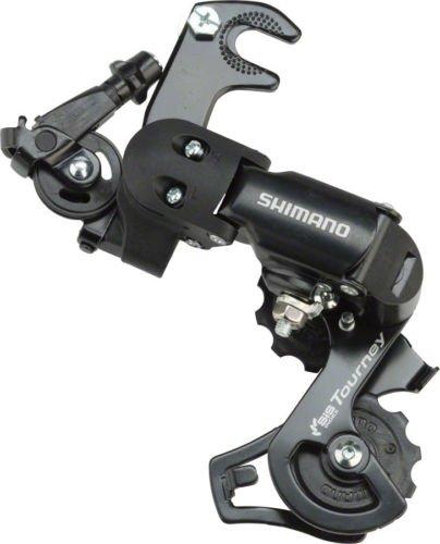 SHIMANO SCHALTWERK TOURNEY RD-FT35 6/7-FACH SCHALTWERK 6/7-FACH SSG (16) TOP-NORMAL ROAD-TYPE ADAPTER ART-NR. E-RDFT35AB -