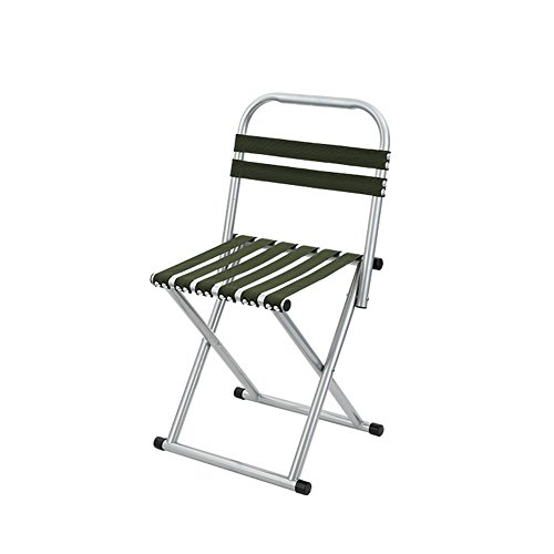 Folding Stool Folding Chair - Portable Camping Picnic Fishing Sketch Party Beach Environmental Protection Ultra Light Aluminum Alloy Oxford Cloth Stool