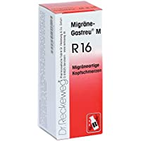 Migräne Gastreu M R 16 Tropfen zum Einnehmen 50 ml preisvergleich bei billige-tabletten.eu