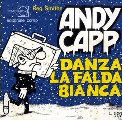 Andy Capp danza la falda bianca