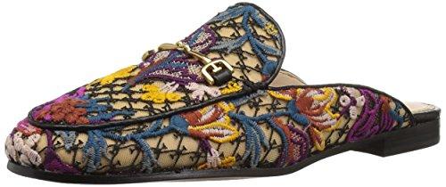 Sam Edelman Women's Linnie Mule, Bright Multi Floral Chintz lace, 10.5 M US -
