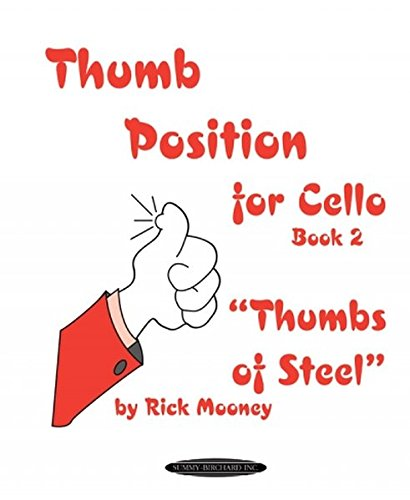 Thumb Position for Cello: Book 2