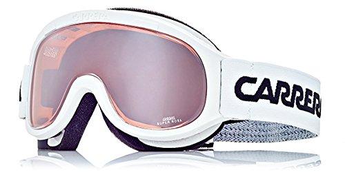 Carrera Skibrille Medal OTG schwarz weiß-Weiß