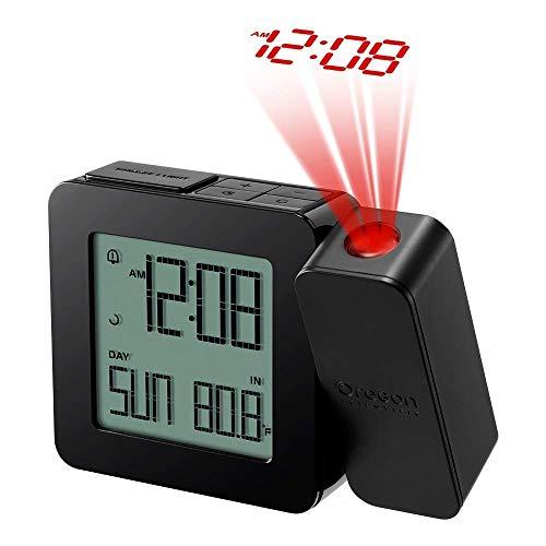 Oregon Scientific RM338PX Relojo proyección alarma