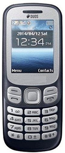 Callbar Duoss B312 Mobile 1.8 Inch Display Dual Sim Phone Keypad cellphone - Assorted Color