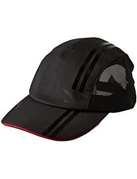 Hackett London AMR Fitted Poly CAP, Gorra para Hombre