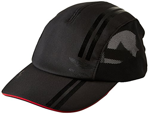 hackett-london-amr-fitted-poly-cap-gorra-para-hombre-999black-000
