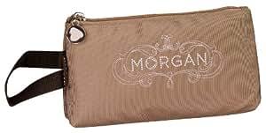 """1 Trousse Fourre-tout plat """"Morgan"""" - Arabesque - Dimensions : 22x12x1 cm"""