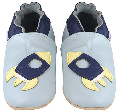 Kindsgut Krabbel-Schuhe, Kita, Baby, Rakete