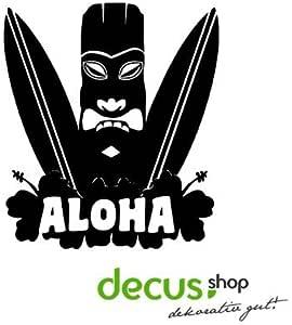Decus Hawaii Aloha Surf Sticker Oem Jdm Style Aufkleber Auto
