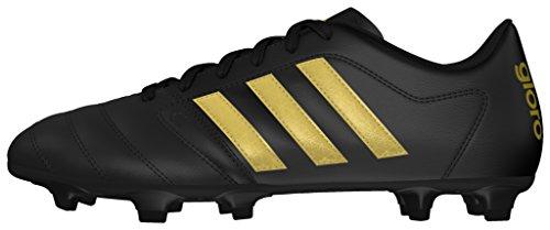 adidas Herren Gloro 16.2 FG Fußballschuhe, Blau Black (Negbas / DORMET / Negbas)