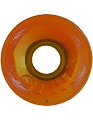 OJ 78a Hot Juice Mini Wheels, 55mm, Trans Orange by JoJo