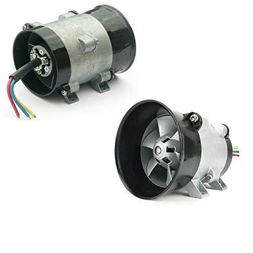 Auto Auto turbina eléctrica Turbo Fan Turbo cargador Tan Boost Admisión Ventiladores...