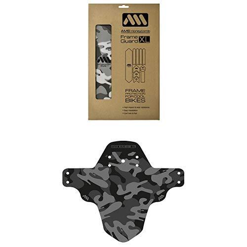 All Mountain Style Protector de cuadro XL + Guardabarros delantero Camo