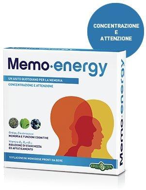 Memo Energy 10 flaconcini