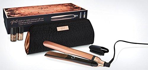 PLANCHA de pelo GHD Platinum copper luxe premium gift