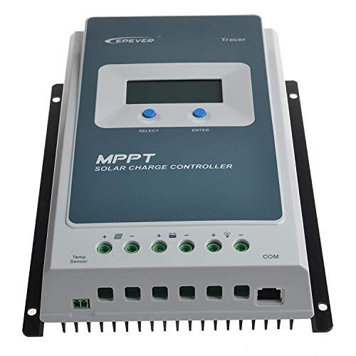 40 Solarregler Laderegler MPPT Regler Batterie pv 100 V [Energieklasse A