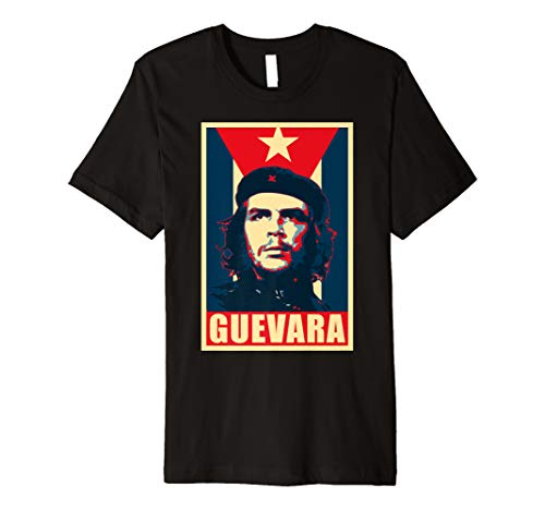 Che Guevara Cuba Propaganda T-Shirt -
