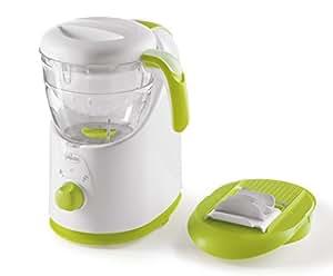 Chicco easy meal robot cuiseur vapeur mixeur b b s pu ricul - Cuiseur vapeur industriel ...