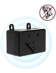Surenhap Dispositivo de Control de ladridos Dispositivo de Entrenamiento para disuasión antirremolque para Interiores y Exteriores (Upgrade)