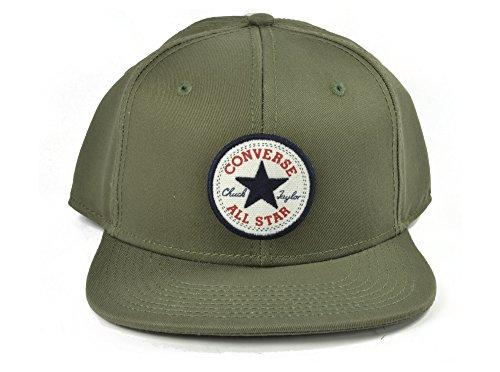 Converse Core Snapback Cap - Herbal Green