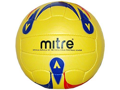 Mitre Pro 100 RF Fluo Pallone da calcio per allenamento calcio misura 5
