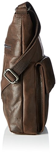 Sansibar - Pouch, Borse a tracolla Donna Marrone (Dark Brown)