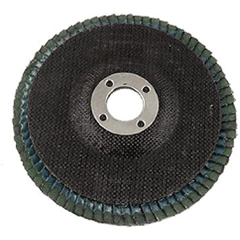 Sourcingmap - Diametro esterno 80 # mola a disco grana lembo di levigatura 4 pollici