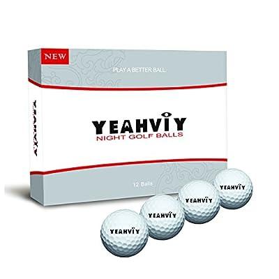 Yeahviy Night Golf Balls