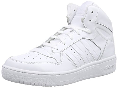 adidas Originals M Attitude Revive, Baskets hautes femme Blanc (Ftwr White/Ftwr White/Ftwr White)