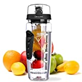 Fruit Infuser Water Bottles Review and Comparison