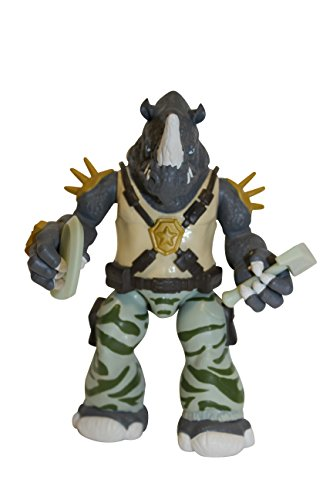 Teenage Mutant Ninja Turtles Mutations Mix-n-Match Rocksteady