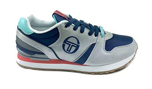 Sergio Tacchini , Chaussures de gymnastique pour homme Gris