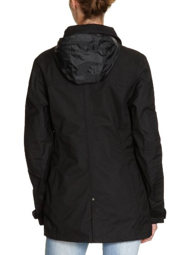 Northland Professional Damen Jacke EXO SPORT CLARA black