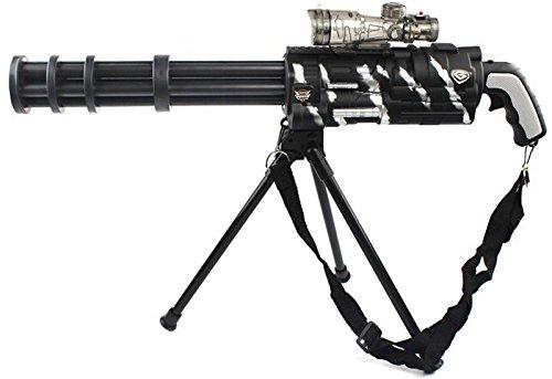 Brigamo 502 - Elektrische Minigun Gatling Gun Abbildung 3