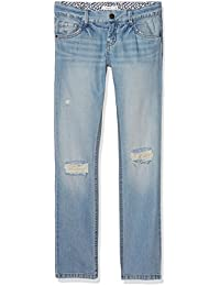 Name It Nitabelli Reg/Slim Dnm Pant Nmt, Jeans Fille