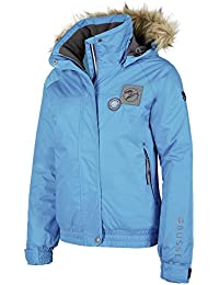 Busse Tyra Waterproof Winter Riding Jacket Coat