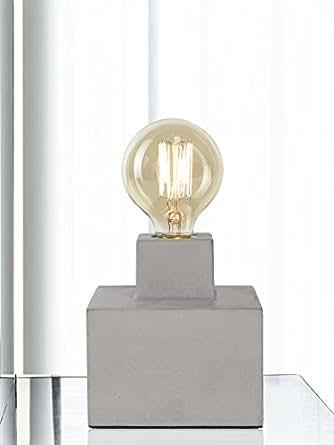 Tischlampe schreibtischlampe gl hlampe retro vintage - Schlafzimmer tischlampe ...