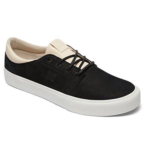 DC Shoes Trase LX - Schuhe Für Männer ADYS300141 Black/Cement