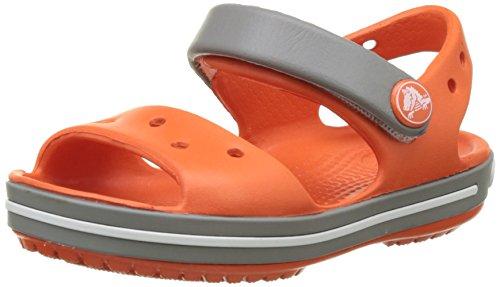 crocs-crocband-sandal-kids-sabots-mixte-enfant-rouge-tangerine-smoke-22-23-eu