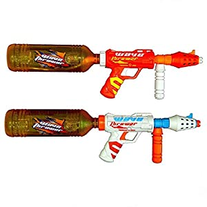 Devessport- Pistola de Agua (PL Ociotrends 72161)