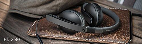 Sennheiser 506717 HD2.30i On-Ear-Kopfhörer (mit geschlossener Bauweise, geeignet für Apple iOS) schwarz - 3