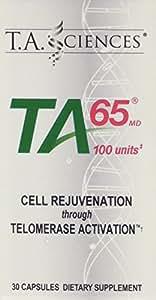 TA-65® 100 Einheiten 30 Kapseln